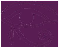 Egyptian Eye - Sanctuary Santa Fe, Kerstyn Porsch