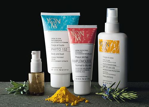 Yon-Ka Skin Care available at Sanctuary Santa Fe European Skin Care & Massage with Kerstyn Porsch
